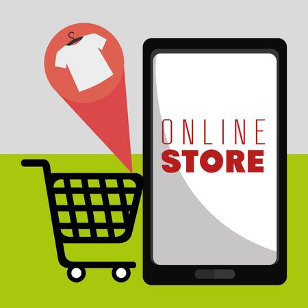 marketing online: Marketing online and ecommerce sales design