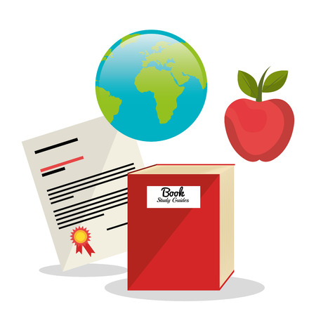 world class: Online education elearning design, vector illustration graphic
