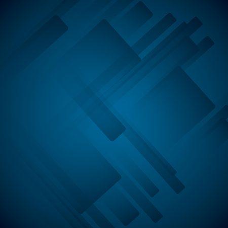 파란색 배경 디자인, 벡터 일러스트 레이 션 eps10에 그래픽