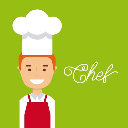 eps10: people cooking design, vector illustration eps10 graphic