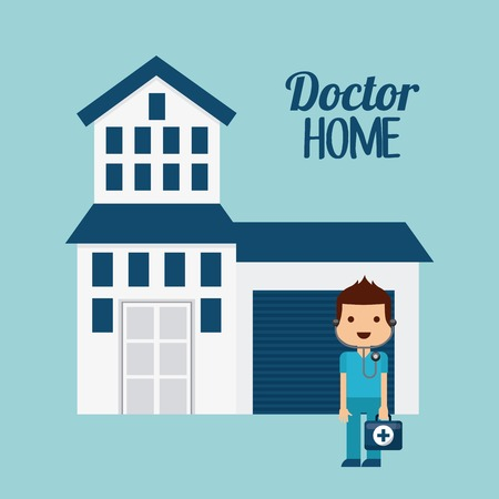 medical abstract: health care design, vector illustration eps10 graphic Illustration