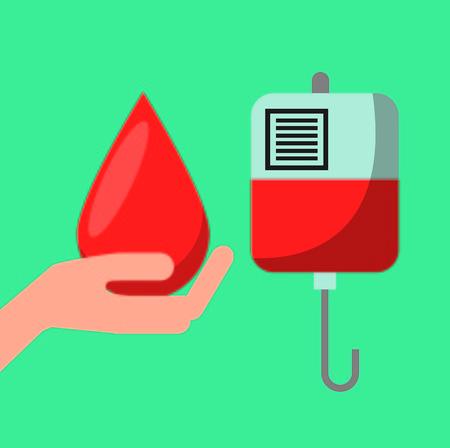 blood drops: medical care design, vector illustration eps10 graphic