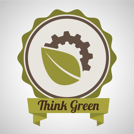 gear icon: ecological mind design