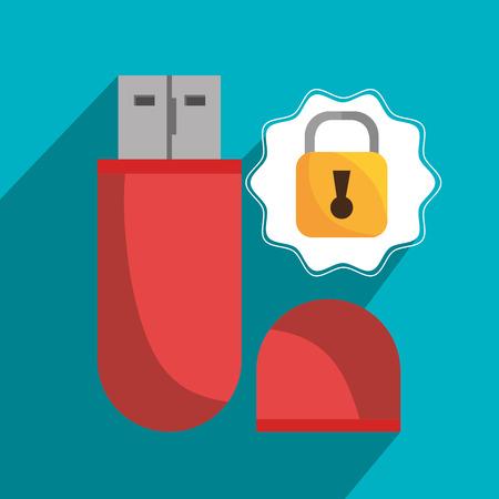 electronic device: Technology electronic device icons, vector illustration eps10 Illustration