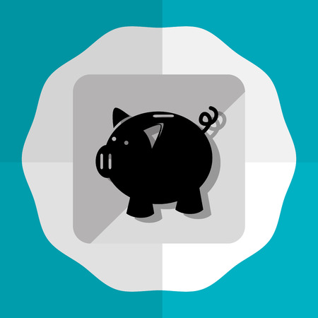 incomes: Bank, money and online payment graphic design, vector illustration eps10 Illustration