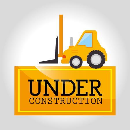 tools construction: En construcci�n y herramientas de dise�o gr�fico, ilustraci�n vectorial Vectores