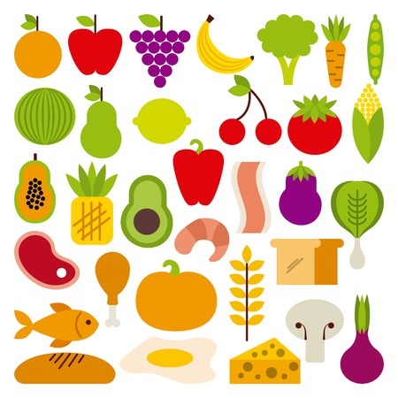 nutrition concept design, vector illustration eps10 graphic Illustration