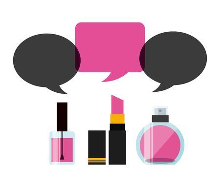 makeover: makeover female design, vector illustration eps10 graphic