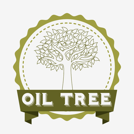 olives tree: olive tree design, vector illustration eps10 graphic