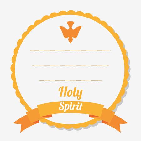 holy bible design, vector illustration   Illustration