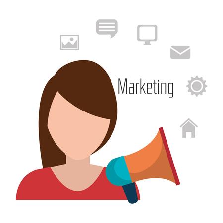 socialising: Social media and digital marketing graphic design, vector illustration eps10 Vectores