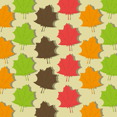 botan: Ecology leaves, leaf graphic design icons, vector illustration Illustration