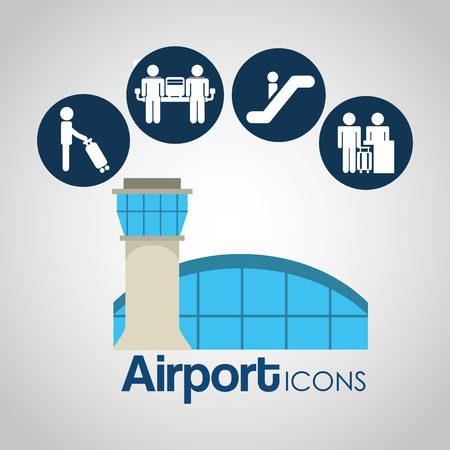 electrics: airport terminal design