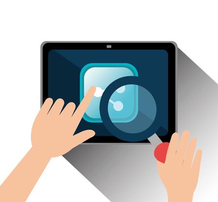socializando: entretenimiento medios de comunicación social el diseño gráfico, la ilustración vectorial