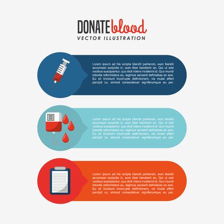 rh: donate blood design,