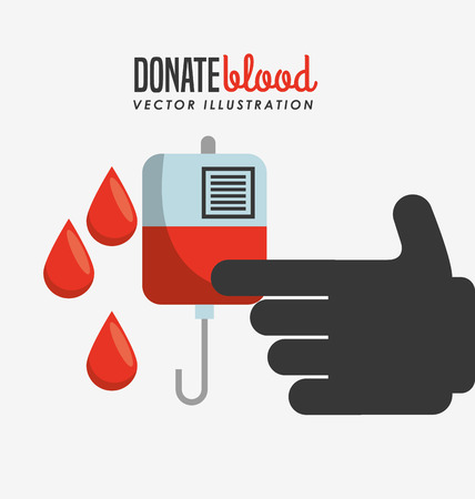rh: donate blood design