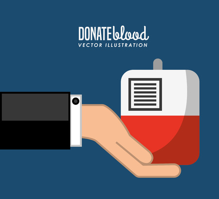 rh: donate blood design
