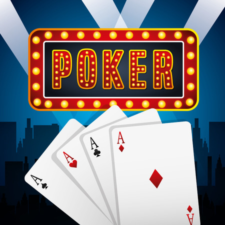 ace of diamonds: casino games design, vector illustration  graphic