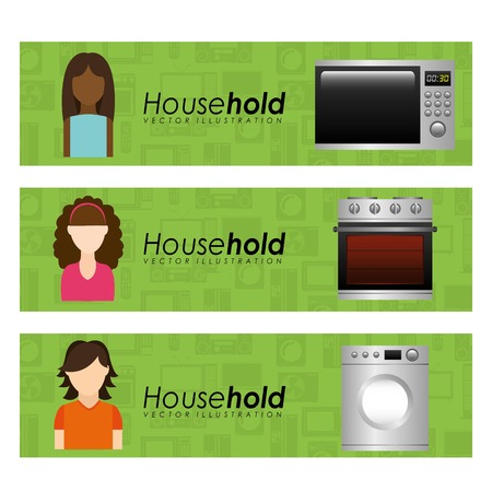 hold: house hold design, vector illustration  graphic