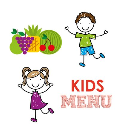 569 children s menu stock illustrations cliparts and royalty free