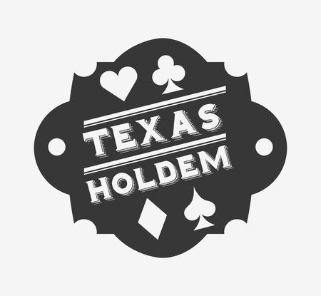 ace of diamonds: casino club design, vector illustration eps10 graphic
