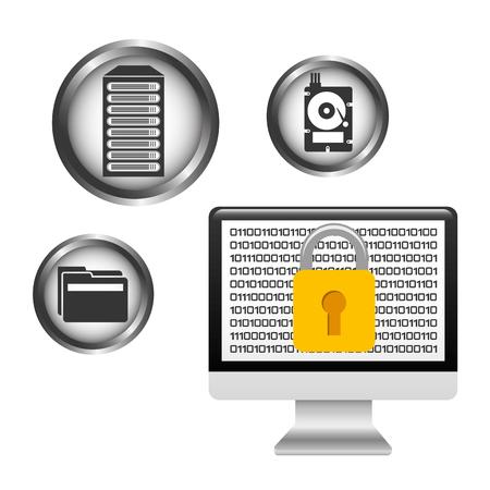 binary file: data security design