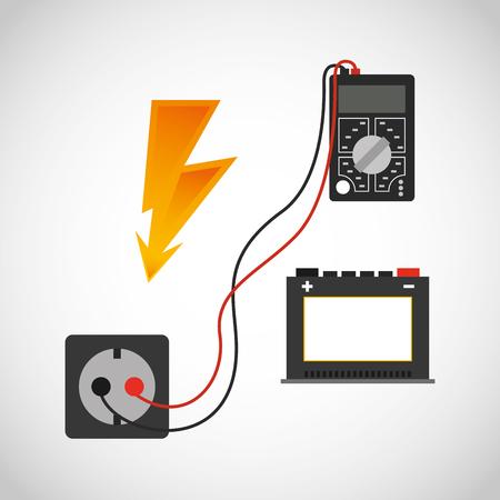 tester: electricity concept design