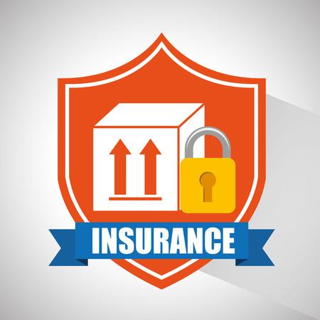 company: Insurance company design, vector illustration eps10 graphic Illustration