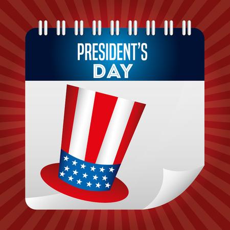 presidents: presidents day design, vector illustration eps10 graphic