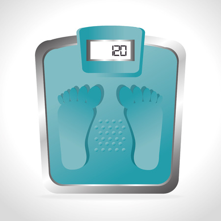 kilograms: weight measure design, vector illustration eps10 graphic