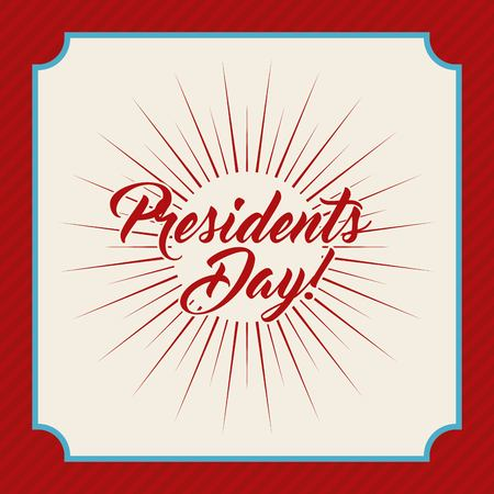 president's day: presidents day design, vector illustration eps10 graphic