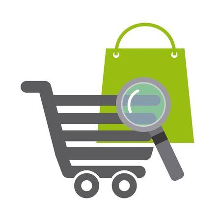 commerce: commerce concept design, vector illustration eps10 graphic
