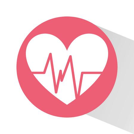 adrenalin: cardiology icon design, vector illustration eps10 graphic