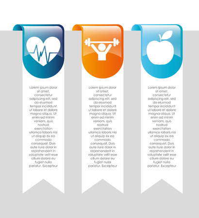 losing control: lose weight design, vector illustration eps10 graphic