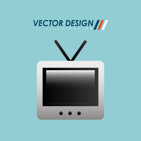 old and new: wearable technology design, vector illustration eps10 graphic