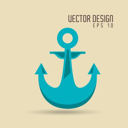 eps10: beach icon design, vector illustration eps10 graphic Illustration