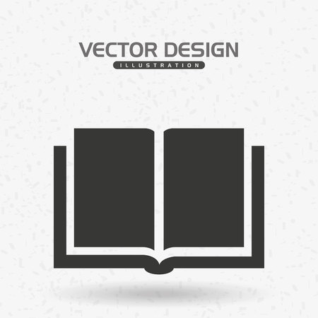 encyclopedia: book icon design, vector illustration eps10 graphic Illustration