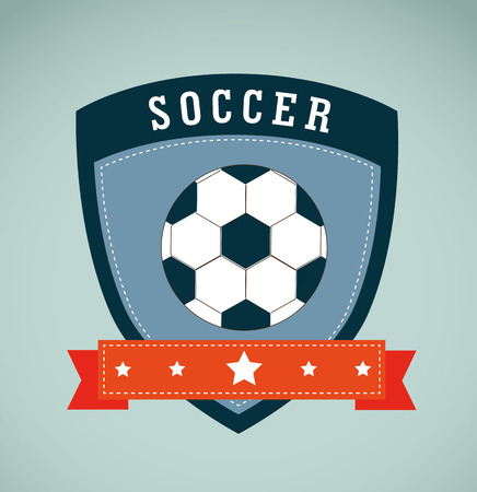league: soccer league design, vector illustration eps10 graphic