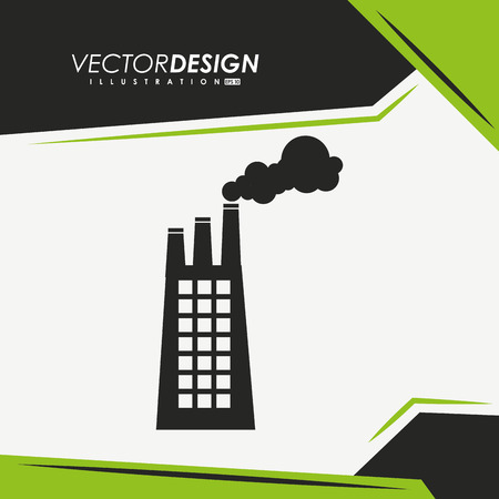 construction companies: buildings icon design, vector illustration eps10 graphic