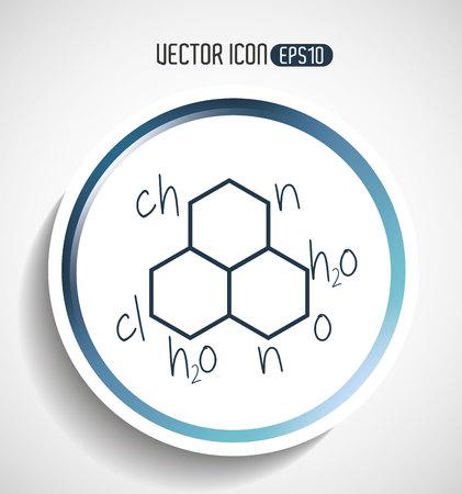 science icon design, vector illustration eps10 graphic Stock Illustratie