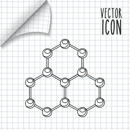 Wetenschap pictogram ontwerp, vectorillustratie eps10 grafische Stockfoto - 52366911