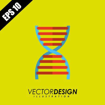 ciencia icono del diseño, ilustración vectorial gráfico eps10 Ilustración de vector