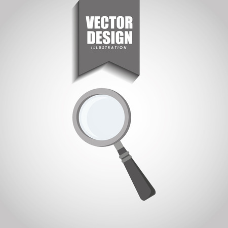 abstract academic: science icon design, vector illustration eps10 graphic Illustration