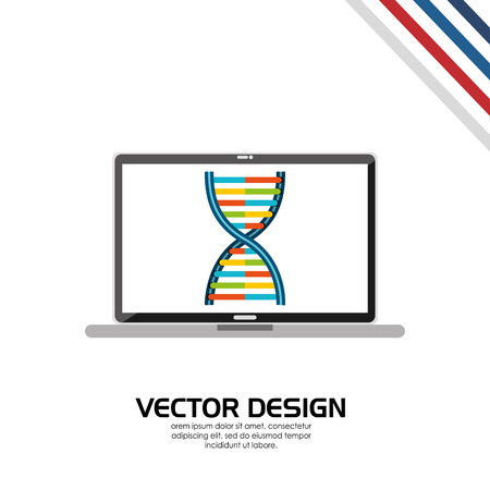 science icon design, vector illustration eps10 graphic Stock Illustratie