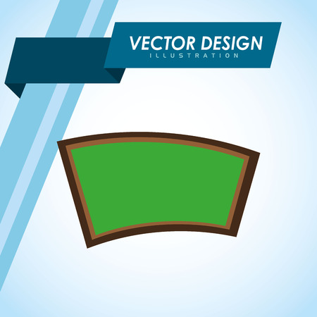 greenboard: education icon design, vector illustration eps10 graphic