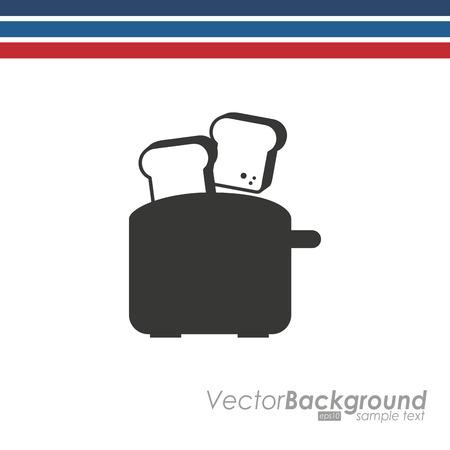 eps10: kitchen utensils design, vector illustration eps10 graphic