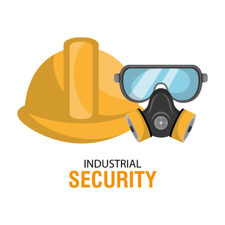 safety equipment: safety equipment design, vector illustration  graphic Illustration