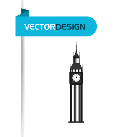monument: European monument design, vector illustration graphic