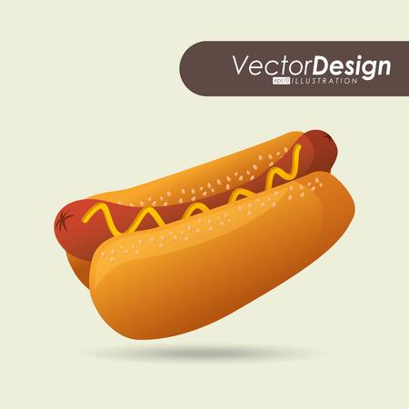 unhealth: fast food icon design, vector illustration  graphic Illustration