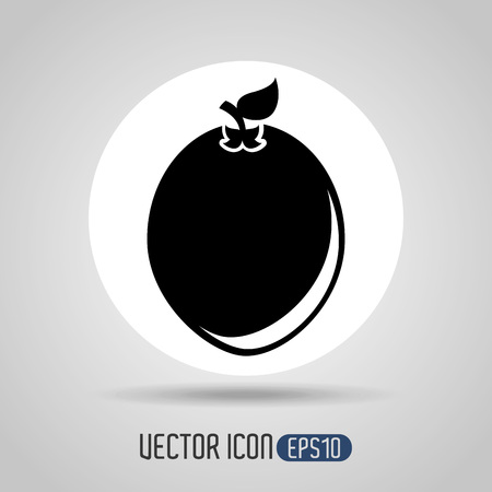 unhealth: fast food icon design, vector illustration eps10 graphic Illustration